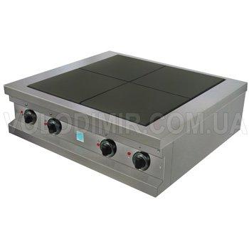 Электрическая плита четырехконфорочная