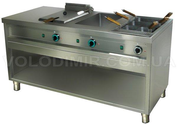 Модуль тепловой (фритюрница, мармит, электроварка)