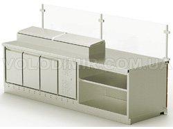 Модуль 3. Холодные гастроемкости, холодильный стол