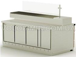 Модуль 2. Морозильный стол, холодные гастроемкости