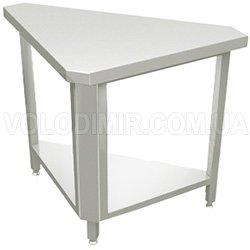 Угловой стол (внешний угол 90°)