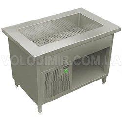 Прилавок холодильный с охлаждением боковых частей