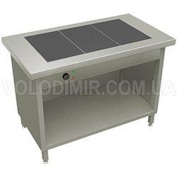 Стол тепловой с керамической панелью