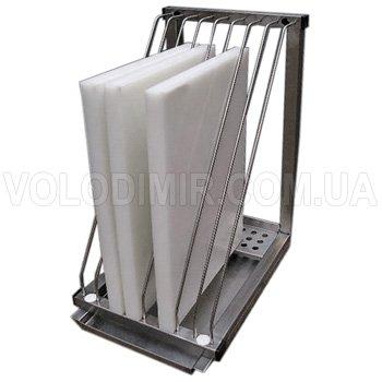 Подставка под разделочные доски, крышки