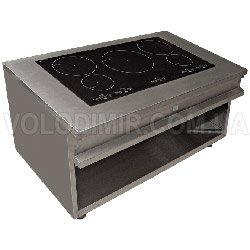 Плита с индукционной поверхностью