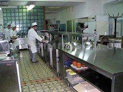 Тепловые столы для подогрева посуды