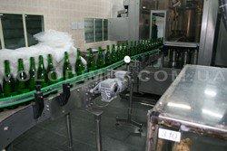 Автоматизированная линия розлива на производстве КЗШВ