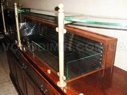 Встроенная холодильная витрина