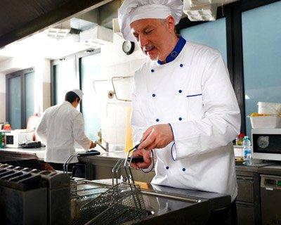 Кухонное оборудование для ресторана